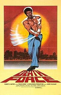 <i>Death Force</i> 1978 martial arts exploitation film by Cirio H. Santiago