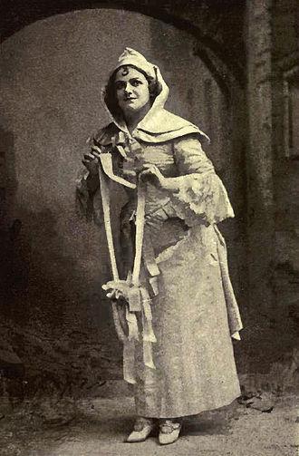 Della Fox - Fox in 1894