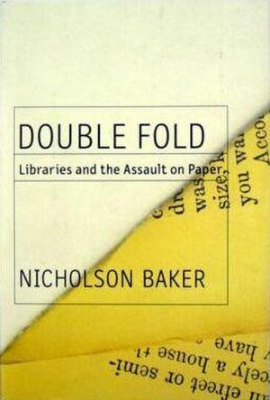 Double Fold - First edition (publ. Random House)