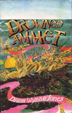 Drowned Ammet - First edition