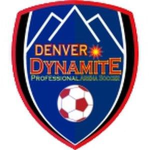 Denver Dynamite (soccer) - Image: Dynamitelogo 0910