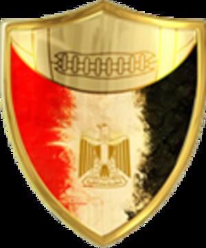 Egypt national American football team - Image: Elaf Logo