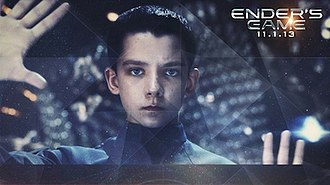 Ender's Game (film) - Screenshot used in web promotions