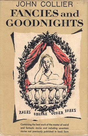 Fancies and Goodnights - First edition cover