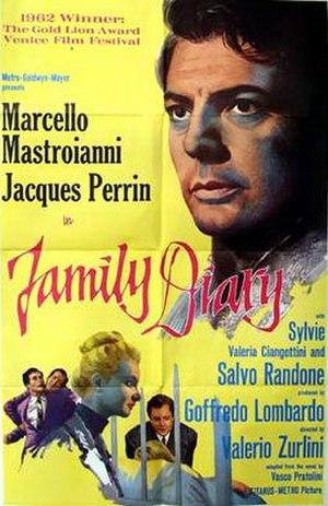 Family Diary - Image: Family Diary poster