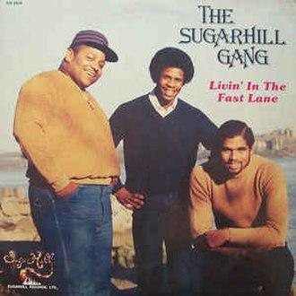 Livin' in the Fast Lane - Image: Fast lane sugarhill