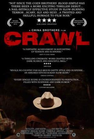 Crawl (film) - Theatrical film poster