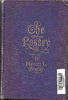 <i>The Rosary</i> (novel) book by Florence L. Barclay