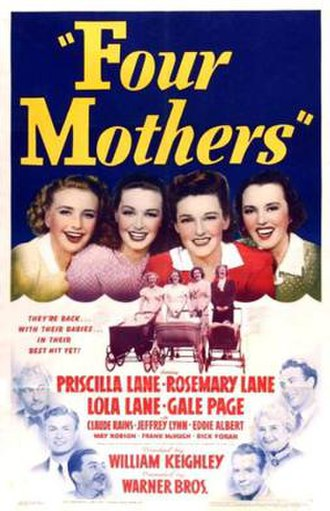 Four Mothers - Movie poster