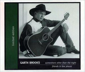 Somewhere Other Than the Night - Image: Garth Brooks somewhere other than the night