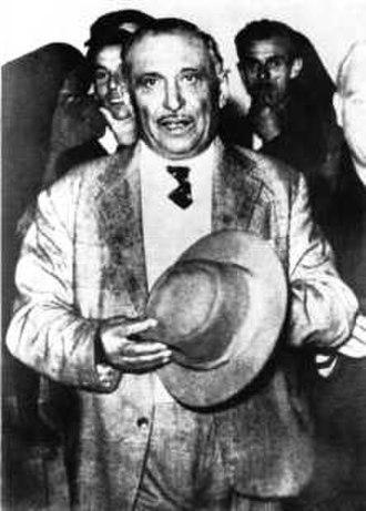 1960s Sicilian Mafia trials - Giuseppe Genco Russo