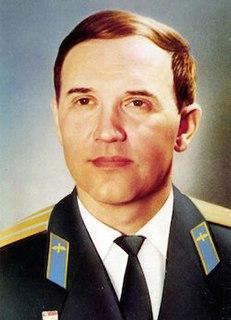 Georgy Dobrovolsky Soviet cosmonaut