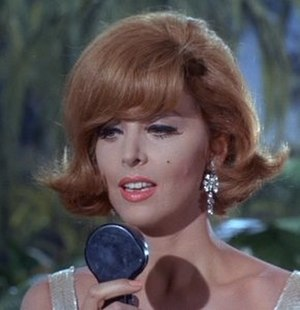 Ginger Grant - Ginger as portrayed by Tina Louise