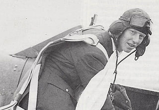 James Harry Lacey British flying ace
