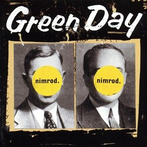 Nimrod (album) - Image: Green Day Nimrod cover