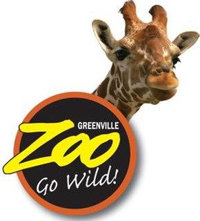 Greenville Zoo Zoological park in South Carolina, U.S.