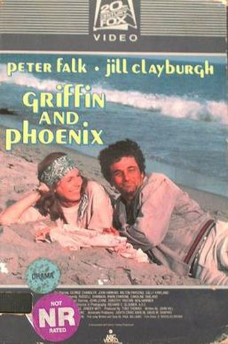 Griffin and Phoenix (1976 film) - Video release cover