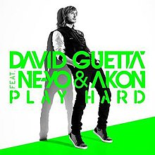 David Guetta featuring Ne-Yo and Akon — Play Hard (studio acapella)