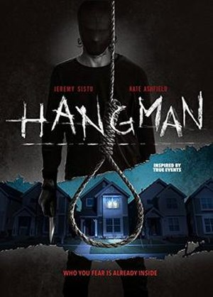 Hangman (2015 film) - Official poster