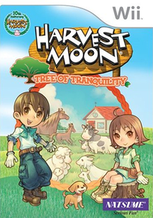 Harvest Moon: Tree of Tranquility - Wikipedia