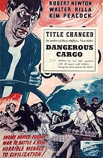 <i>Hells Cargo</i> 1939 film by Harold Huth