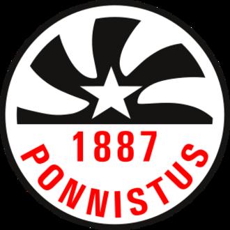 Helsingin Ponnistus - Image: Helsingin Ponnistus