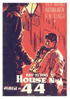 <i>House No. 44</i> 1955 Indian film directed by M. K. Burman