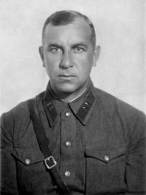 Ilya Vlasenko - Vlasenko in 1940