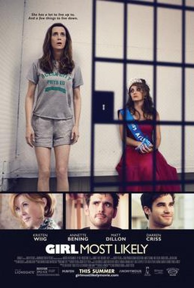Picture of a movie: Girl Most Likely