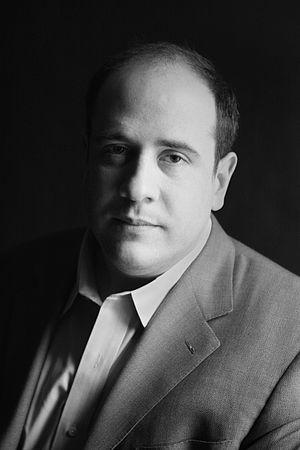 Jeff Sharlet (writer) - Image: Jeff Sharlet author photo b&w