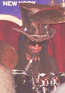 Jerome Brailey American drummer