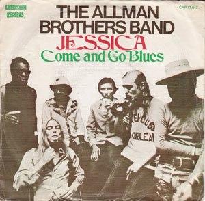 Jessica (instrumental) - Image: Jessica Allman Bros