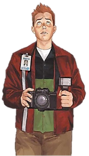 Jimmy Olsen comic book character