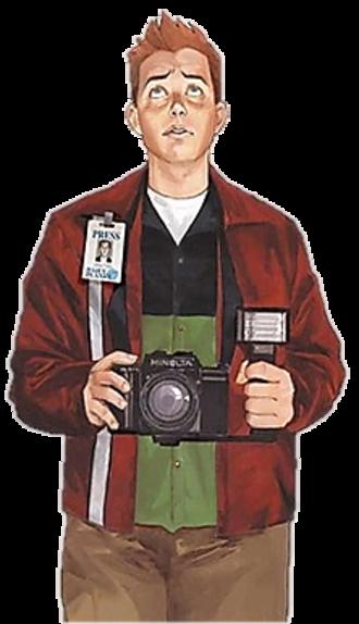 Jimmy Olsen - Image: Jimmy Olsen 01