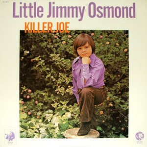 Killer Joe (Jimmy Osmond album) - Image: Jimmy Osmond Killer Joe