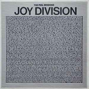 The Peel Sessions (Joy Division) - Image: Joy Division The Peel Sessions 1986