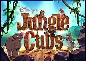 Jungle Cubs - Disney's Jungle Cubs title card from Season 1