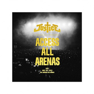 Access All Arenas - Image: Justice Access All Arenas