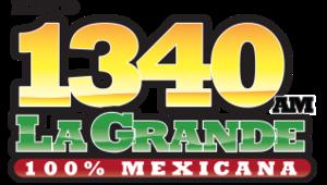 KDTD - Image: KDTD La Grande 1340 logo