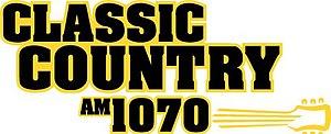 KFTI - Image: KFTI Classic Country 1070 logo