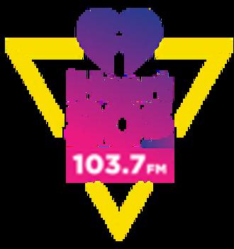 KOSF - Image: KOSF iheart 80's 103.7 logo