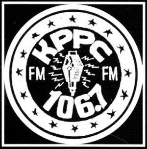 KPPC (defunct) - Image: KPPC logo