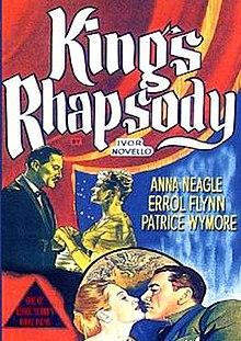 La rapsodio de King - Poster.jpg