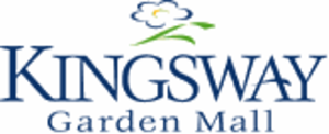 Kingsway Mall - The Kingsway Garden Mall logo up to November 2009