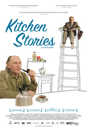 Kitchen Stories - Image: Kitchen stories poster