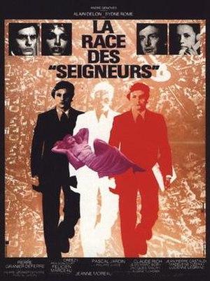 Creezy (film) - Image: La Race des seigneurs affiche 7039