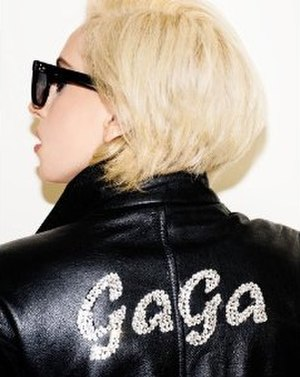 Lady Gaga x Terry Richardson - Image: Lady Gaga x Terry Richardson