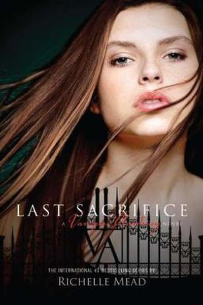 Picture of a book: Last Sacrifice