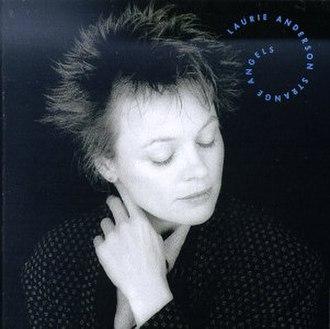 Strange Angels (Laurie Anderson album) - Image: Laurie Anderson Strange Angels