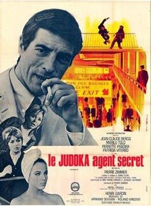 Judoka-Secret Agent - Image: Le judoka agent secret